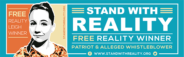stand with reality winner