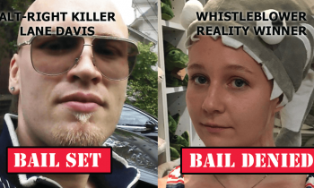Reality Winner's defense team escalates bail arguments