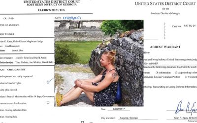 Court Documents: US v. Reality Leigh Winner