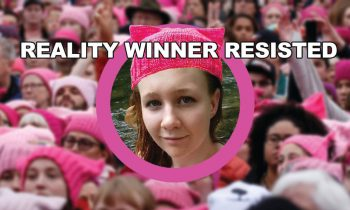 Help Resistance Hero Whistleblower Reality Winner