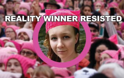 Help Resistance Hero Whistleblower Reality Winner