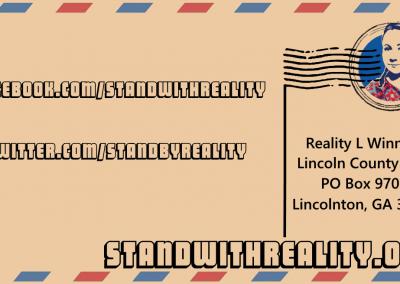 Write to Reality