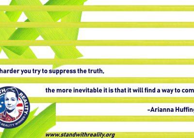 Arianna quote