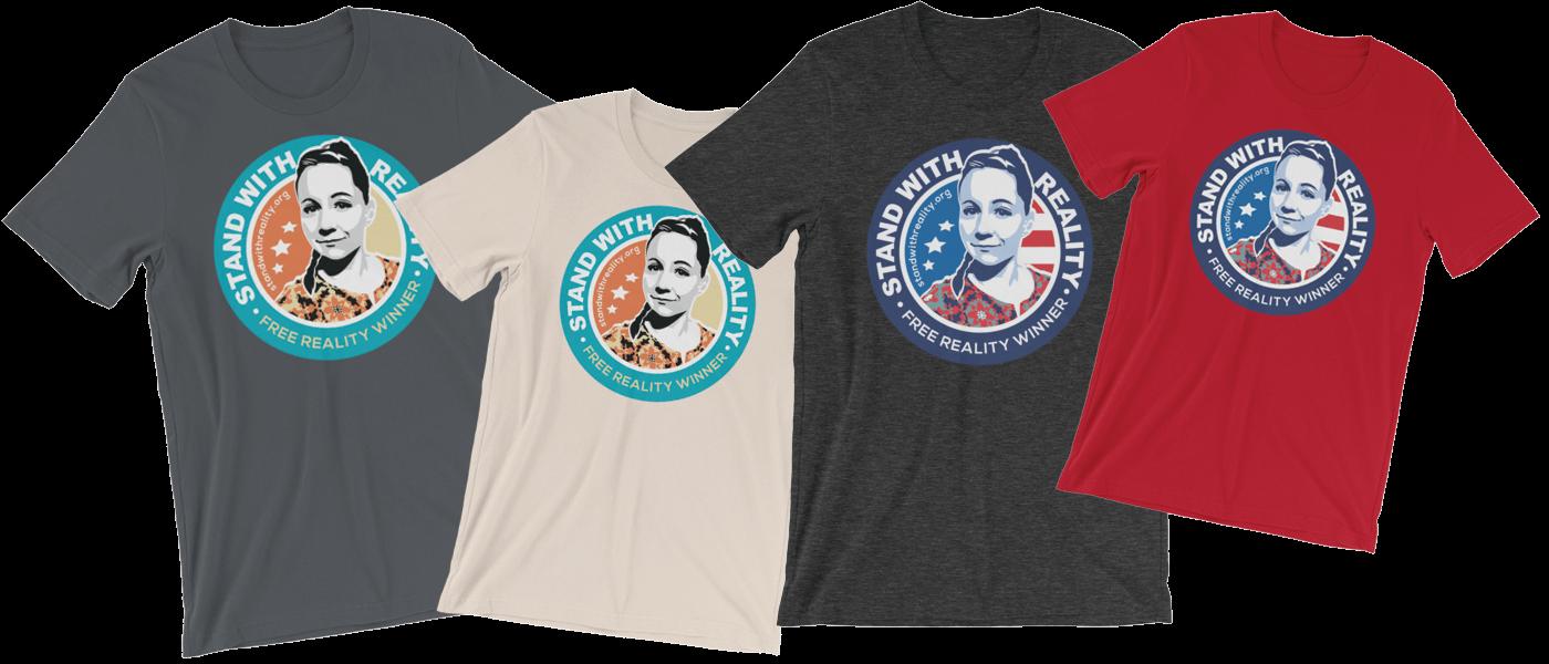 reality winner shirts