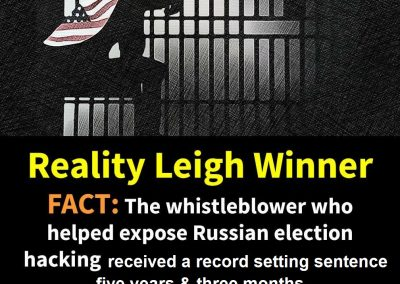 Patriotic Jailed Fact